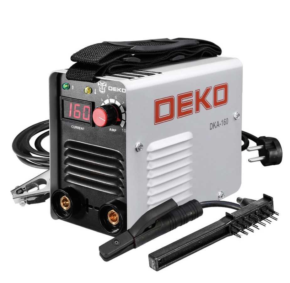 Сварочный аппарат DEKO DKA-160