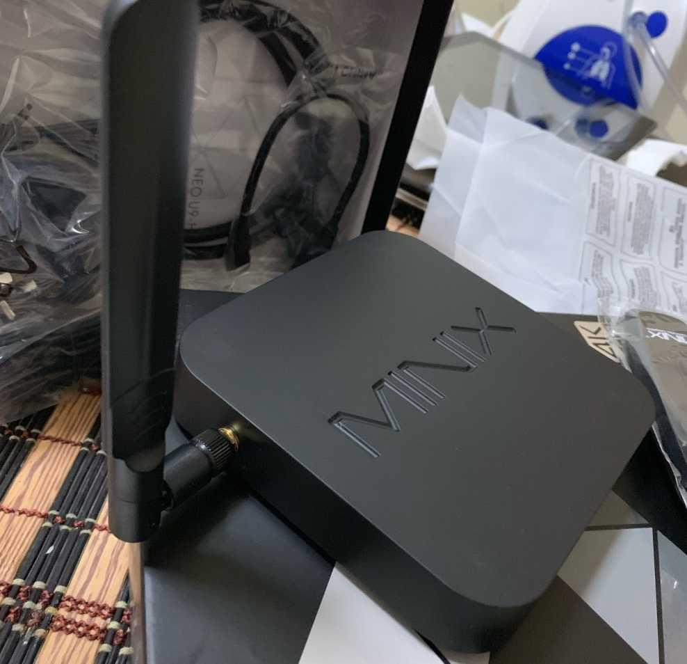 ТВ-приставка MINIX NEO U9-H