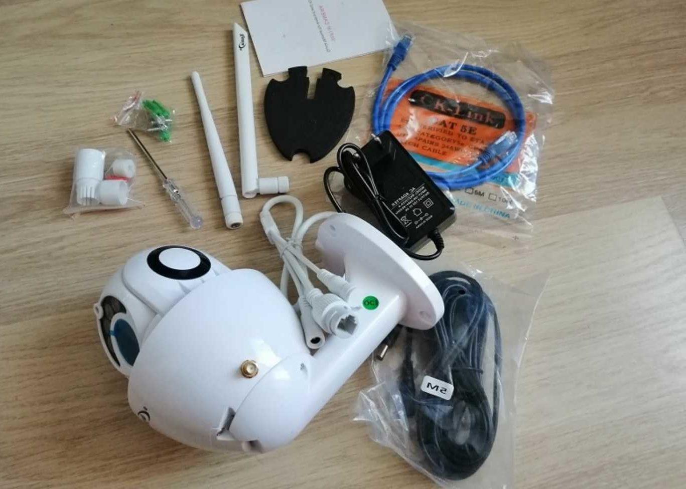 IP-камера Zjuxin IP