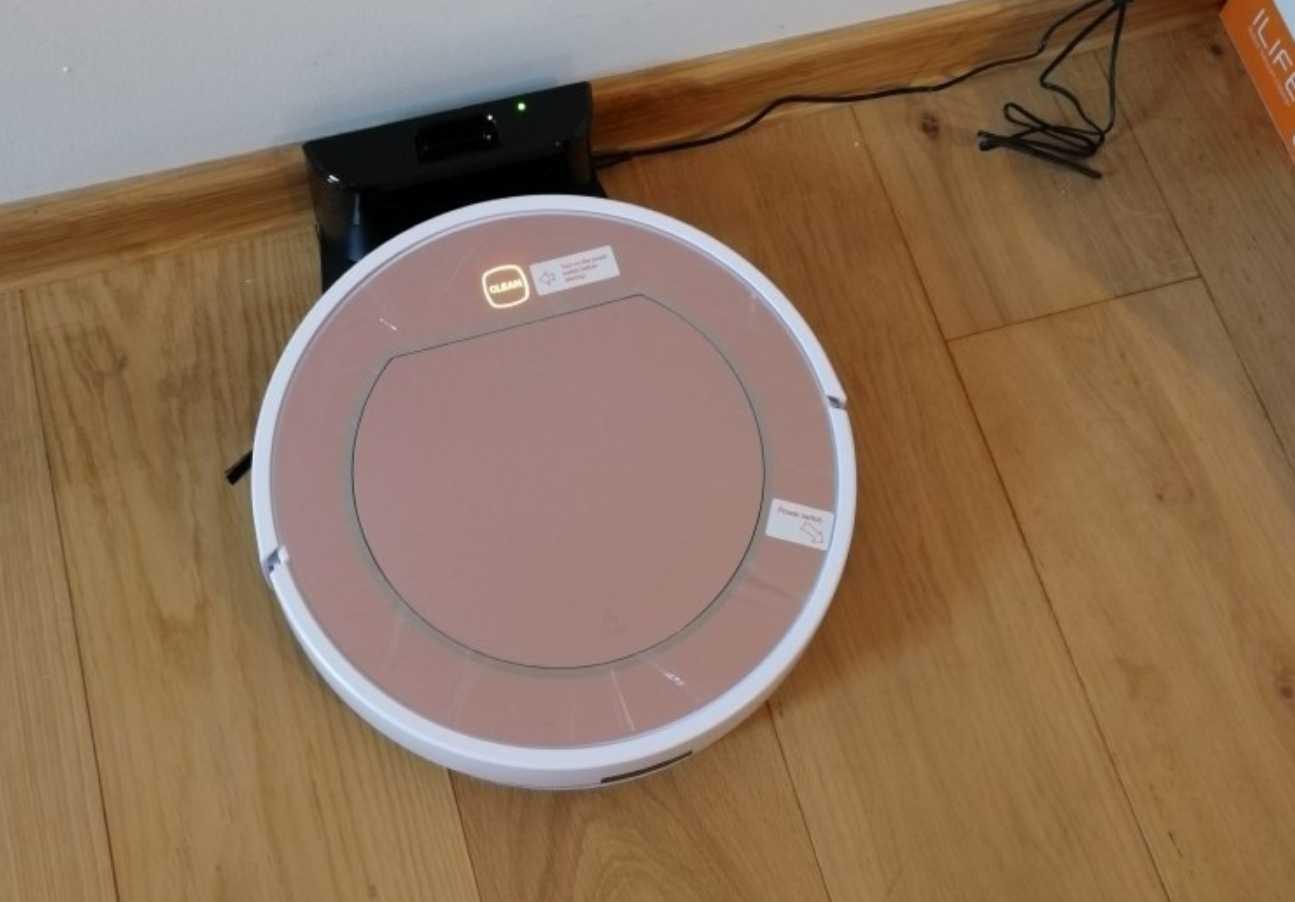 Робот-пылесос ILIFE V7s Plus