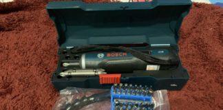 Электроотвертка Bosch