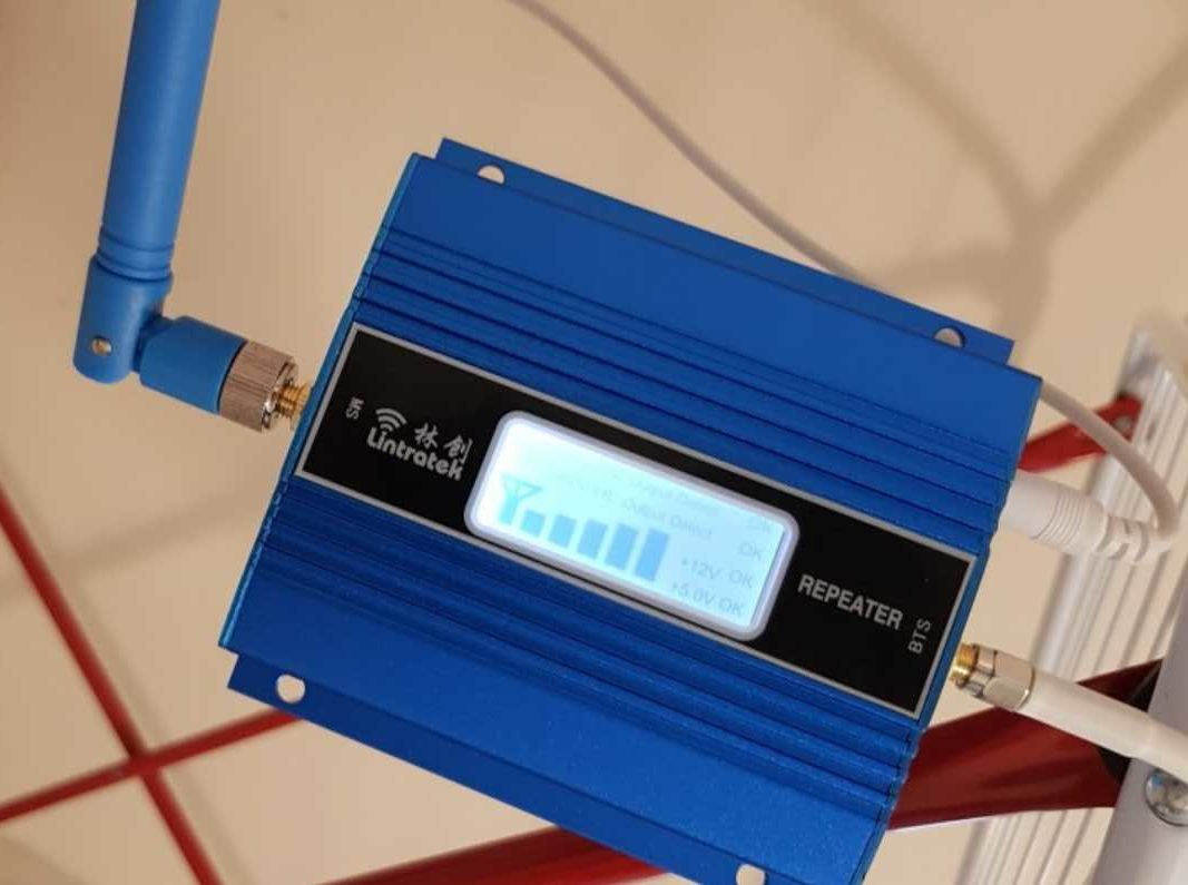 Бюджетный комплект для усиления 3G сигнала
