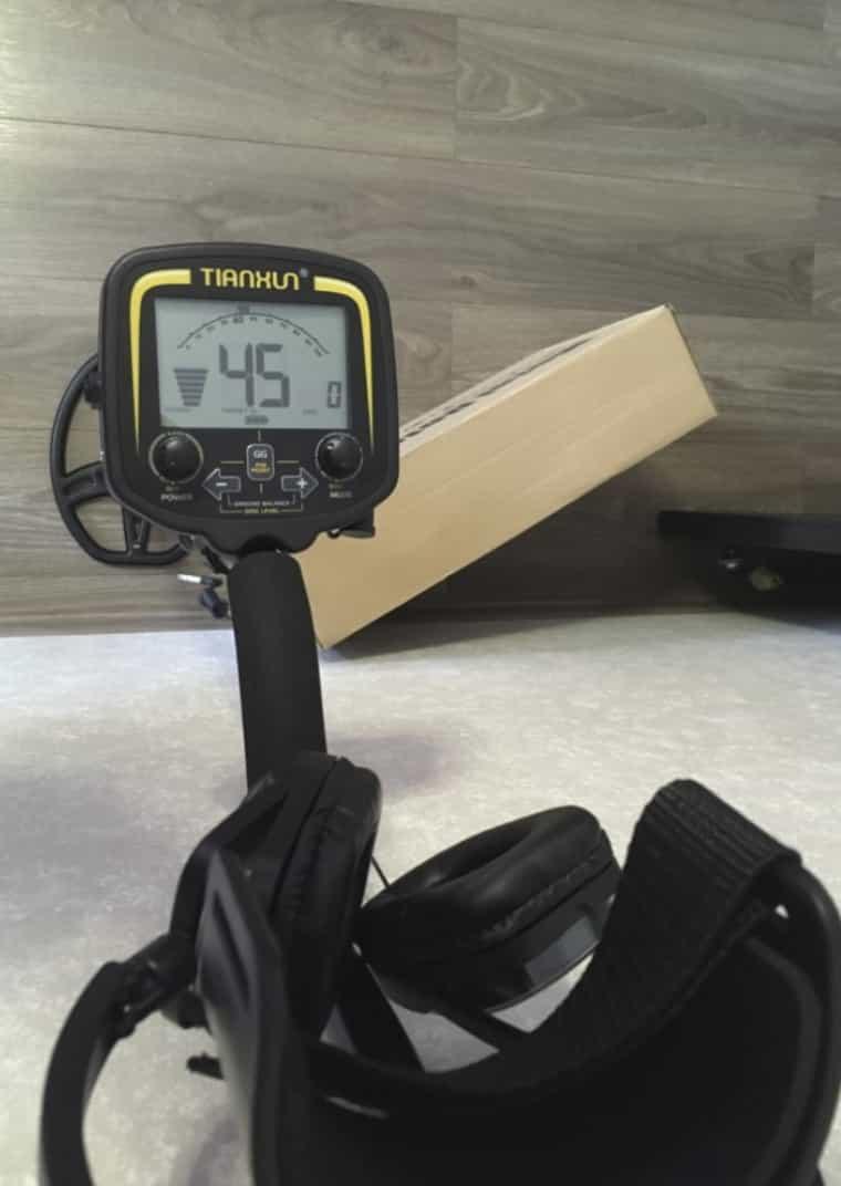 Металлоискатель TX-850