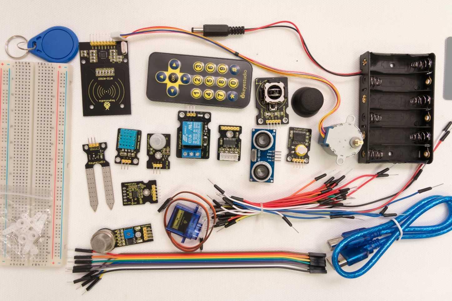 Обучающий набор Arduino для детей и взрослых