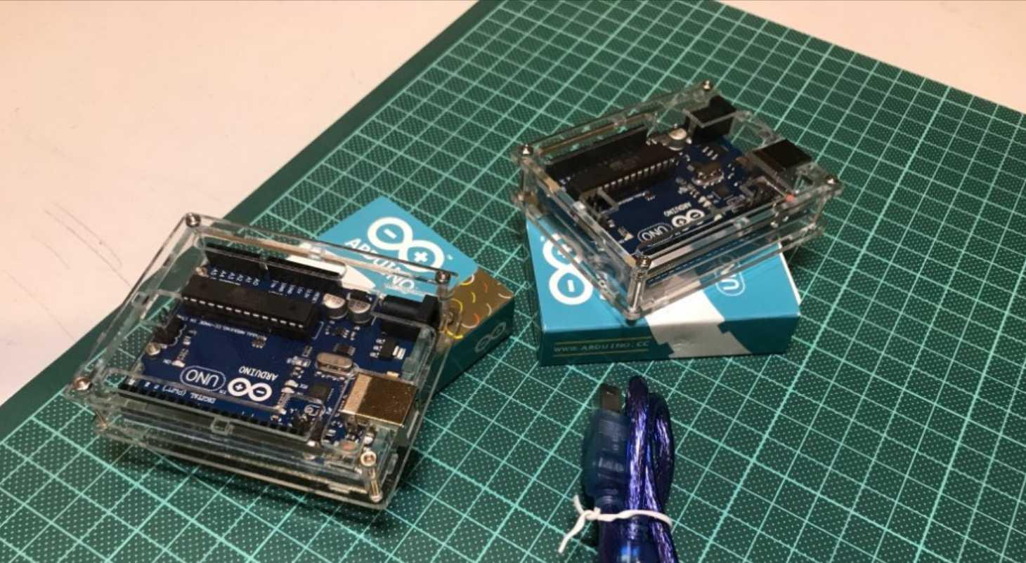 Оригинальный Arduino UNO R3