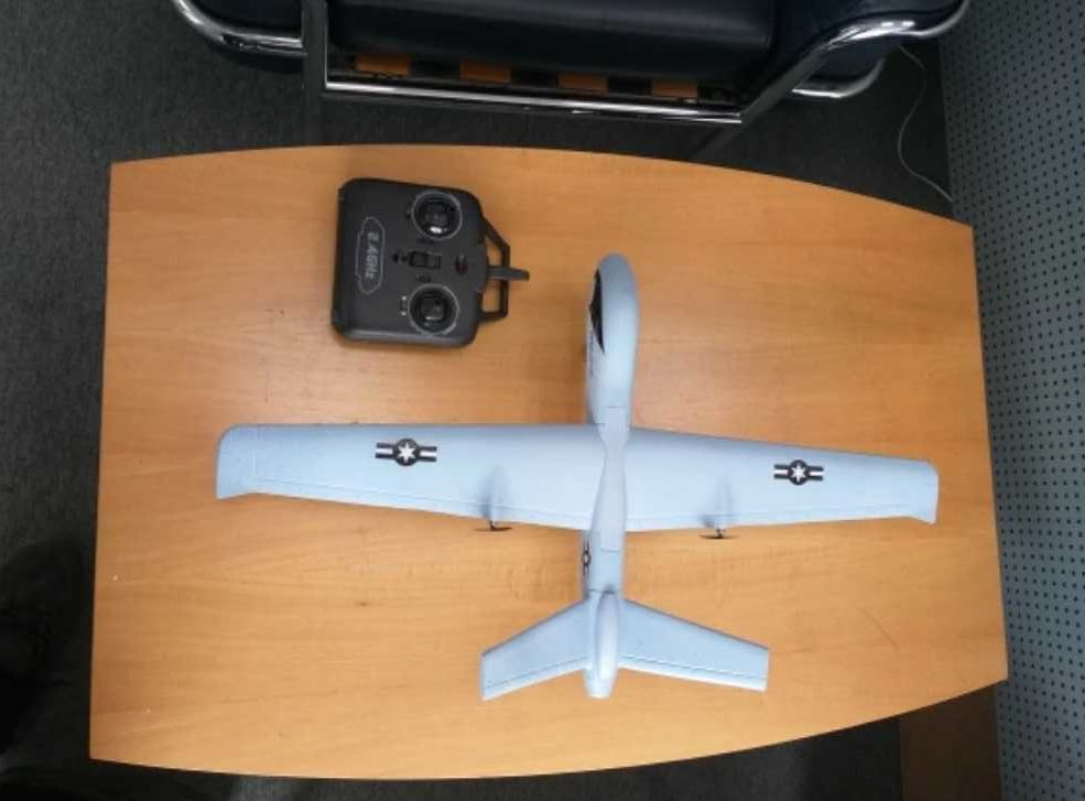 Радиоуправляемый самолёт Syma