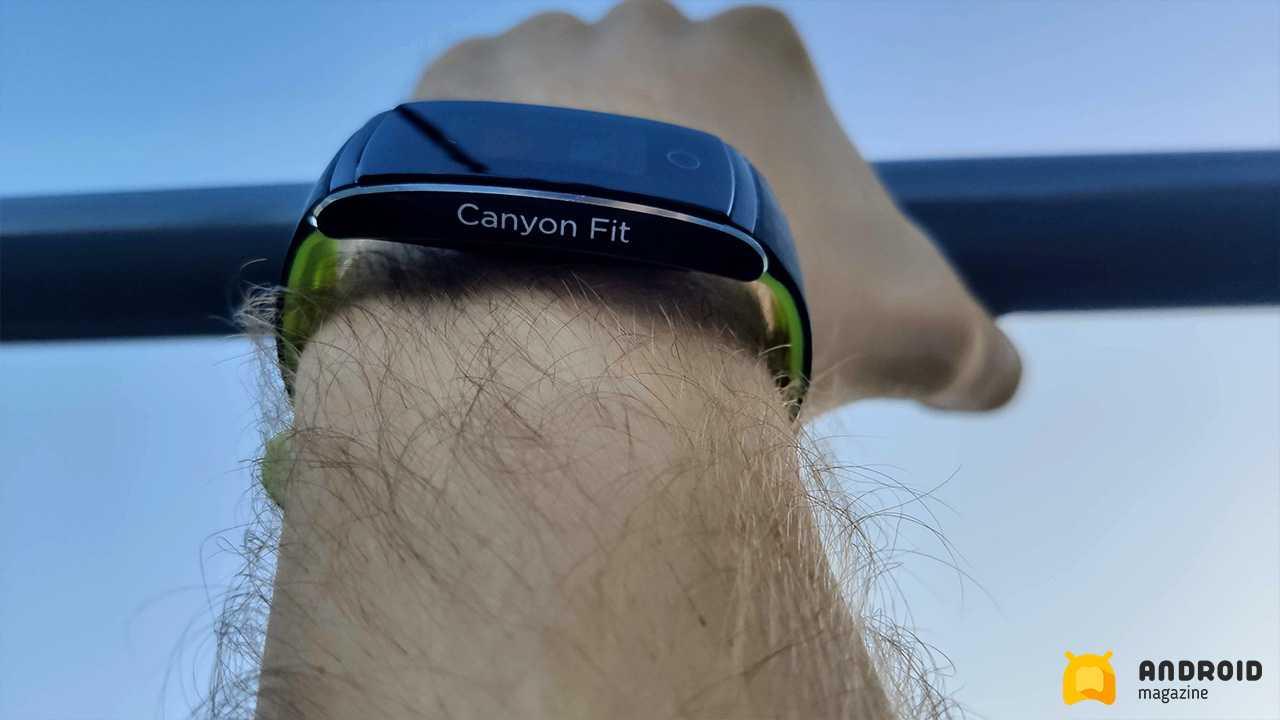 Смарт часы Canyon