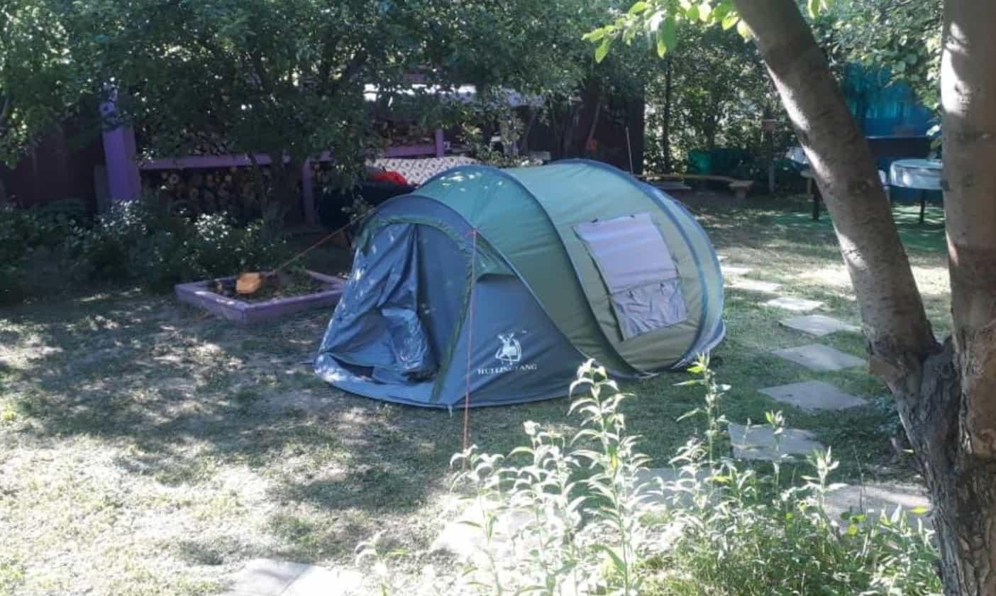 Современная палатка