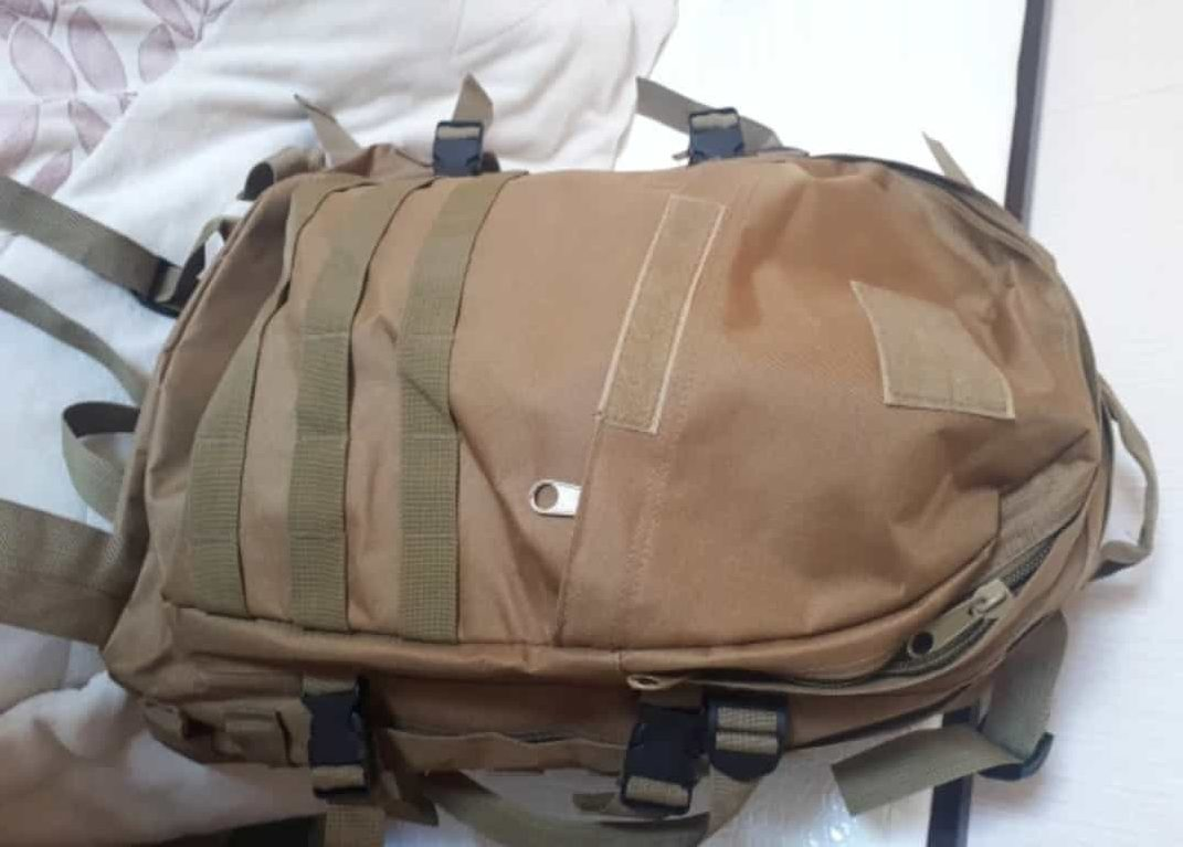 Тактический рюкзак на 55 литров
