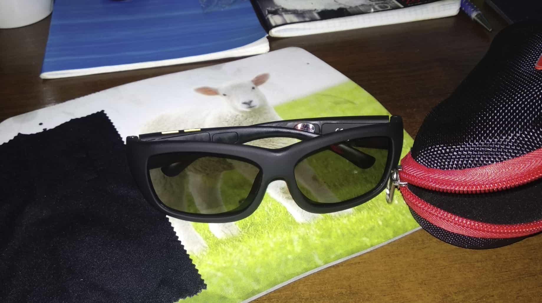 Адаптивные солнцезащитные очки La Vie