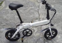 Электровелосипед FIIDO D1