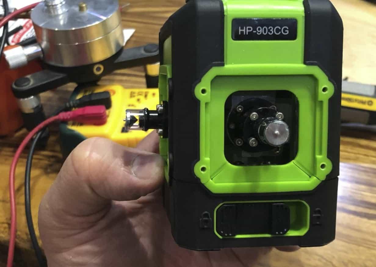 Лазерный уровень Huepar HP-903CG