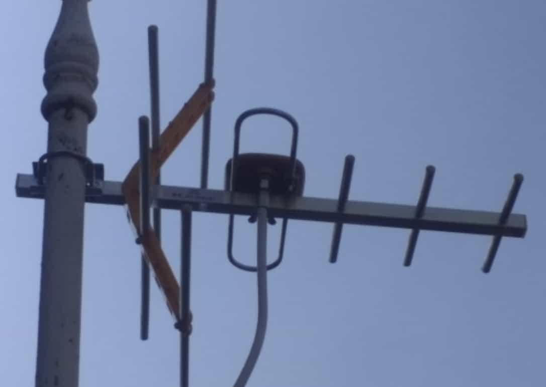Мощная антенна для цифрового ТВ