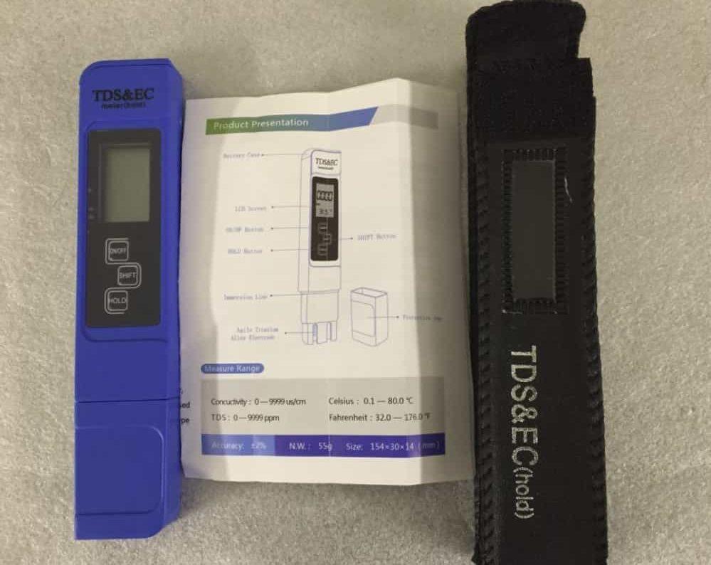 Ph и TDS метры