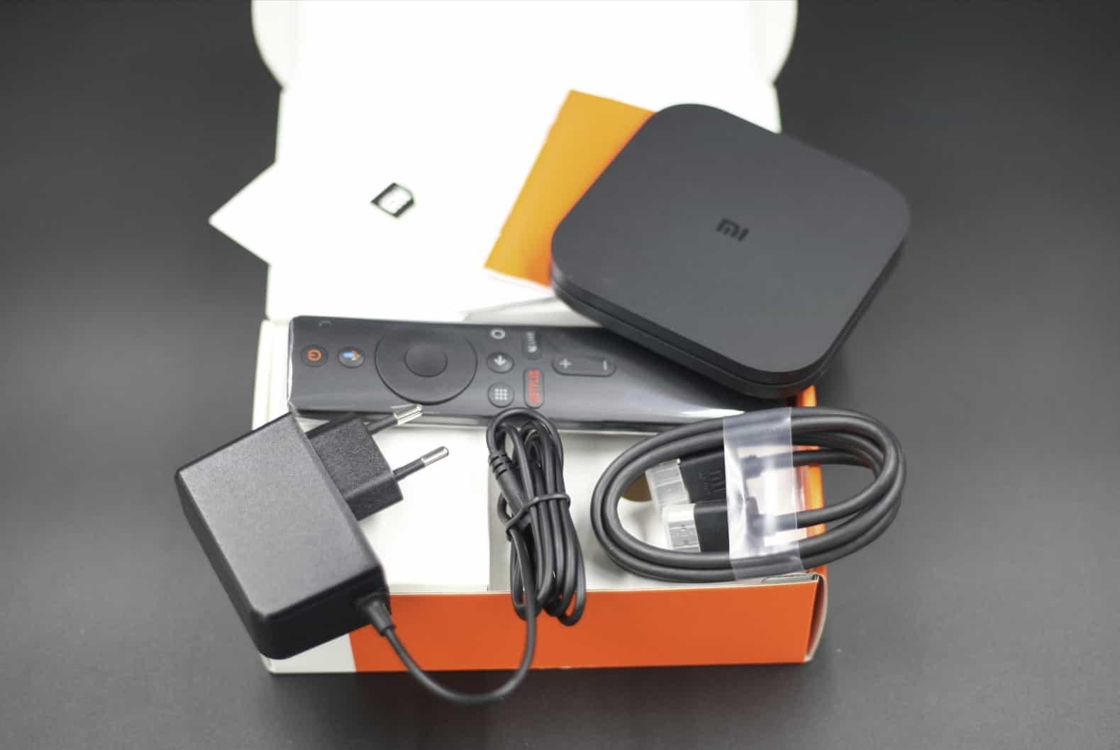 Смарт-ТВ приставка Xiaomi Mi Box S