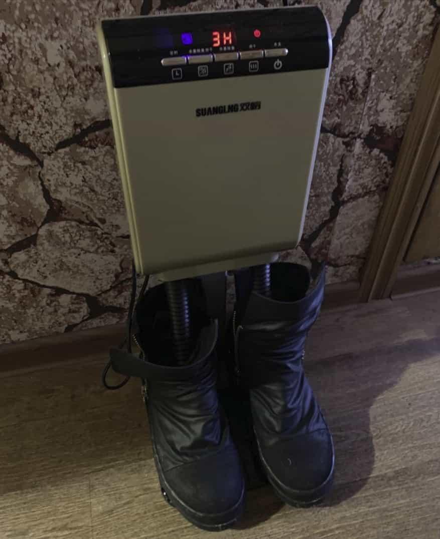 Сушилка-стерилизатор для обуви
