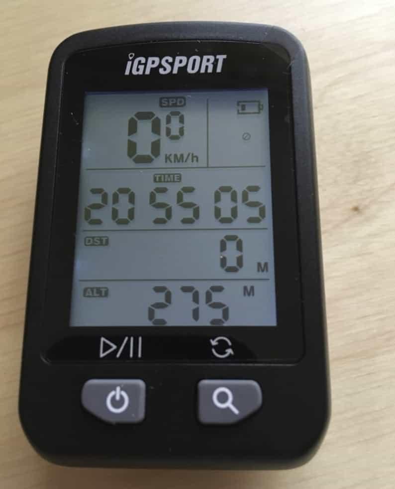 Велокомпьютер Igpsport