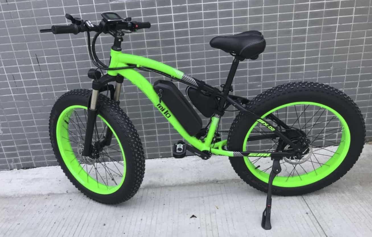 Электро power bike
