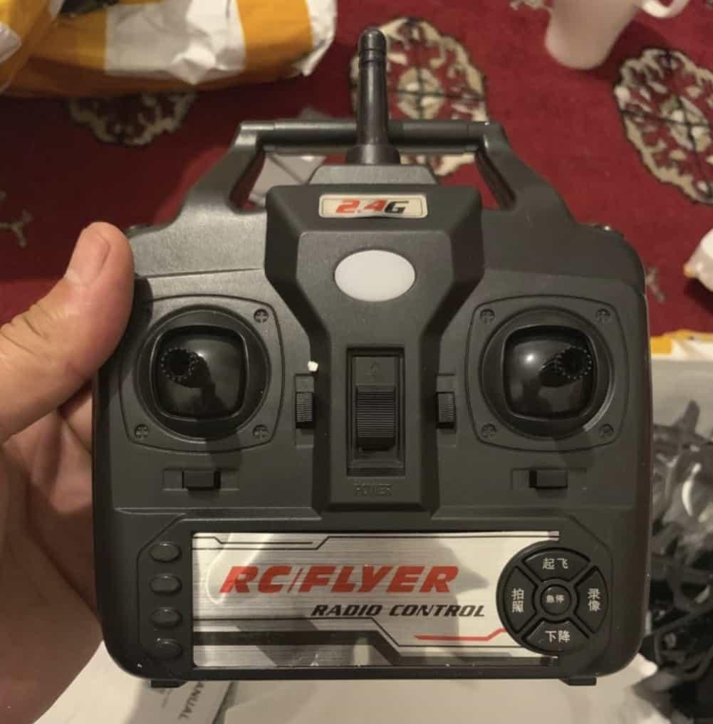 Недорогой дрон S32T с хорошей камерой