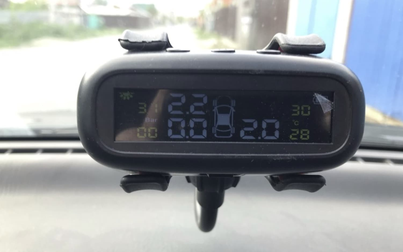 Датчик контроля давления в шинах