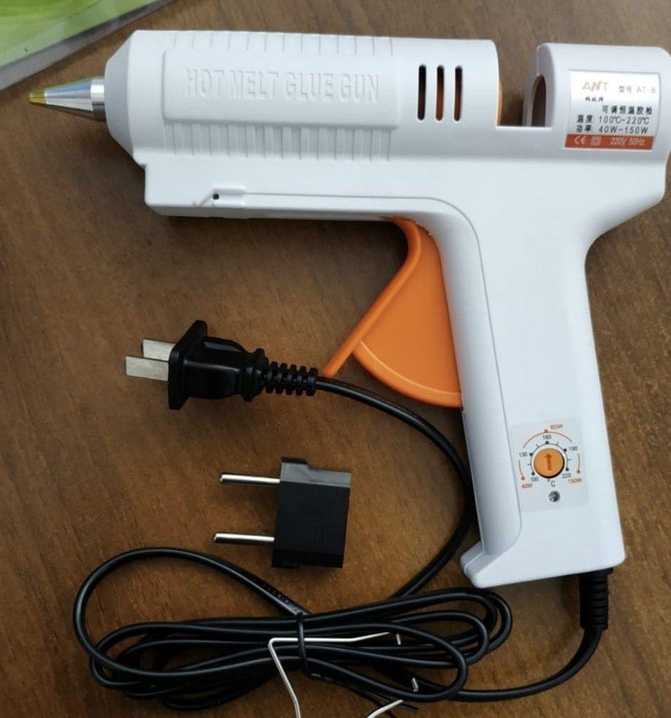 Клеевой пистолет с регулятором температуры