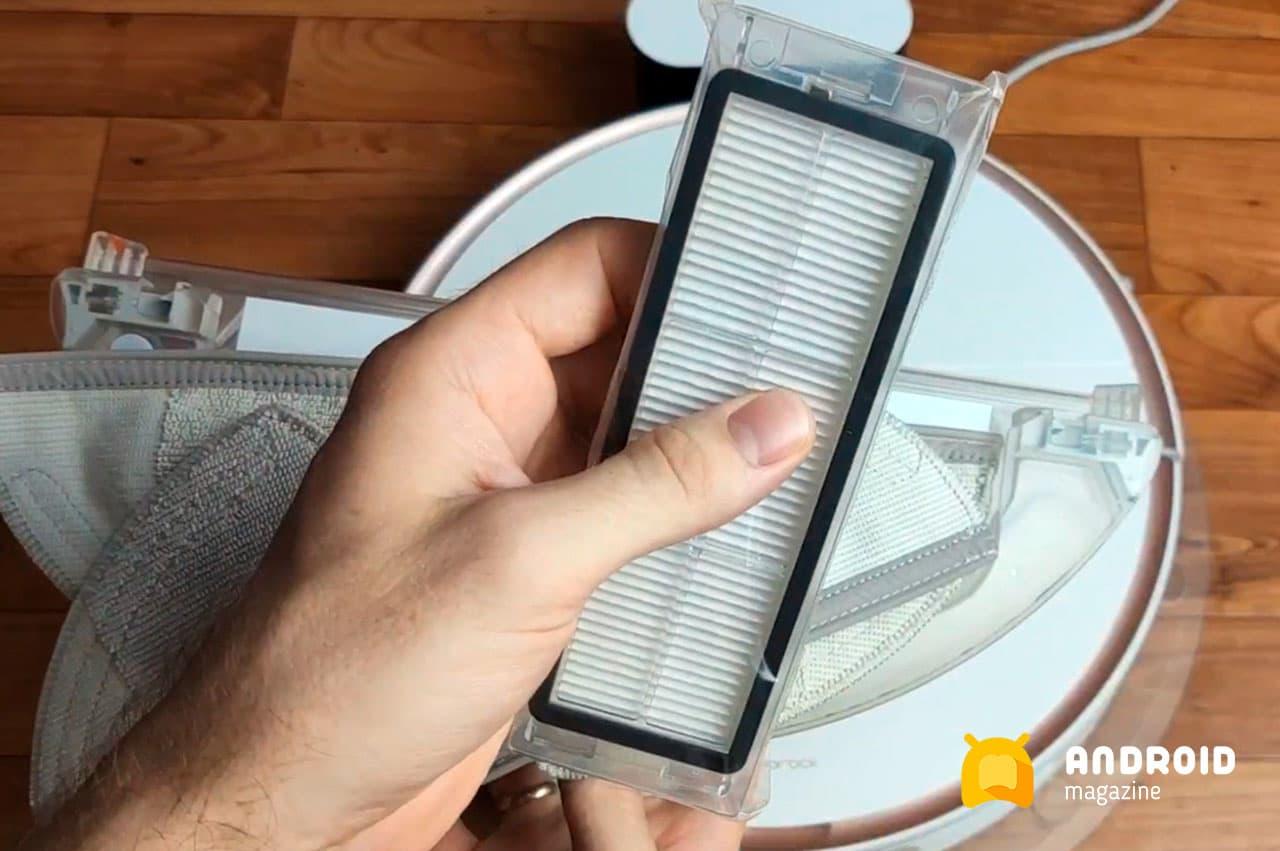 робот пылесос Xiaomi Roborock S51