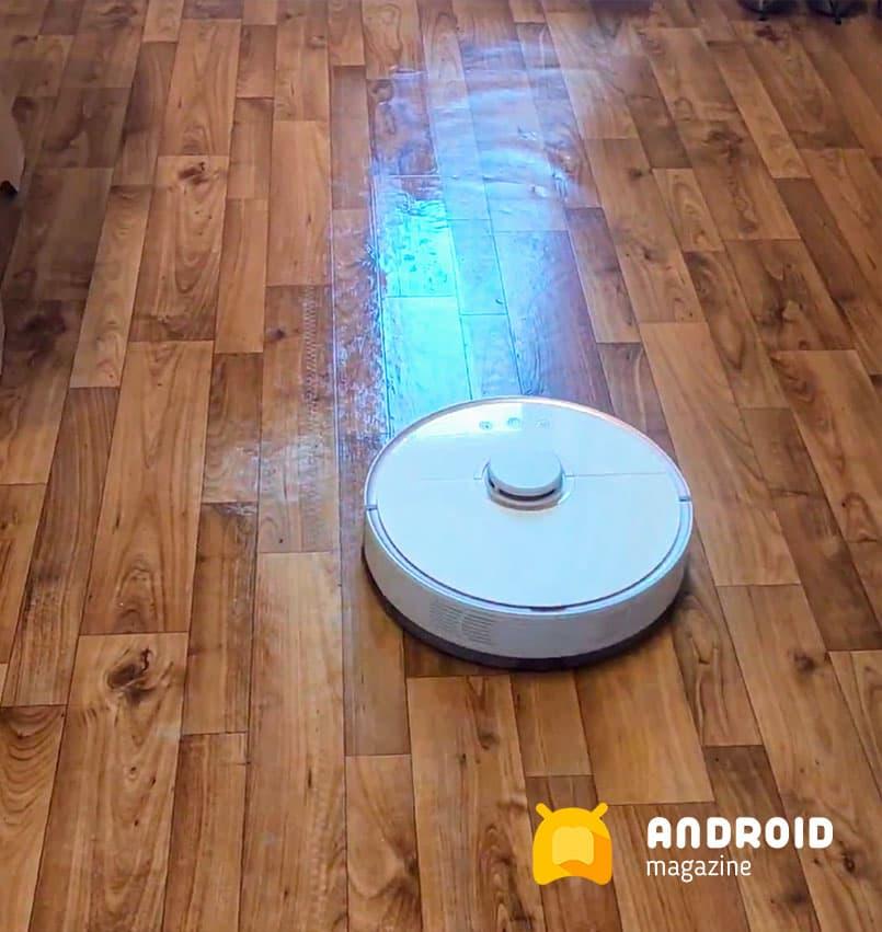 Обзор робота-пылесоса Xiaomi Sweep One Roborock S51 (S50) — Делюсь отзывом!