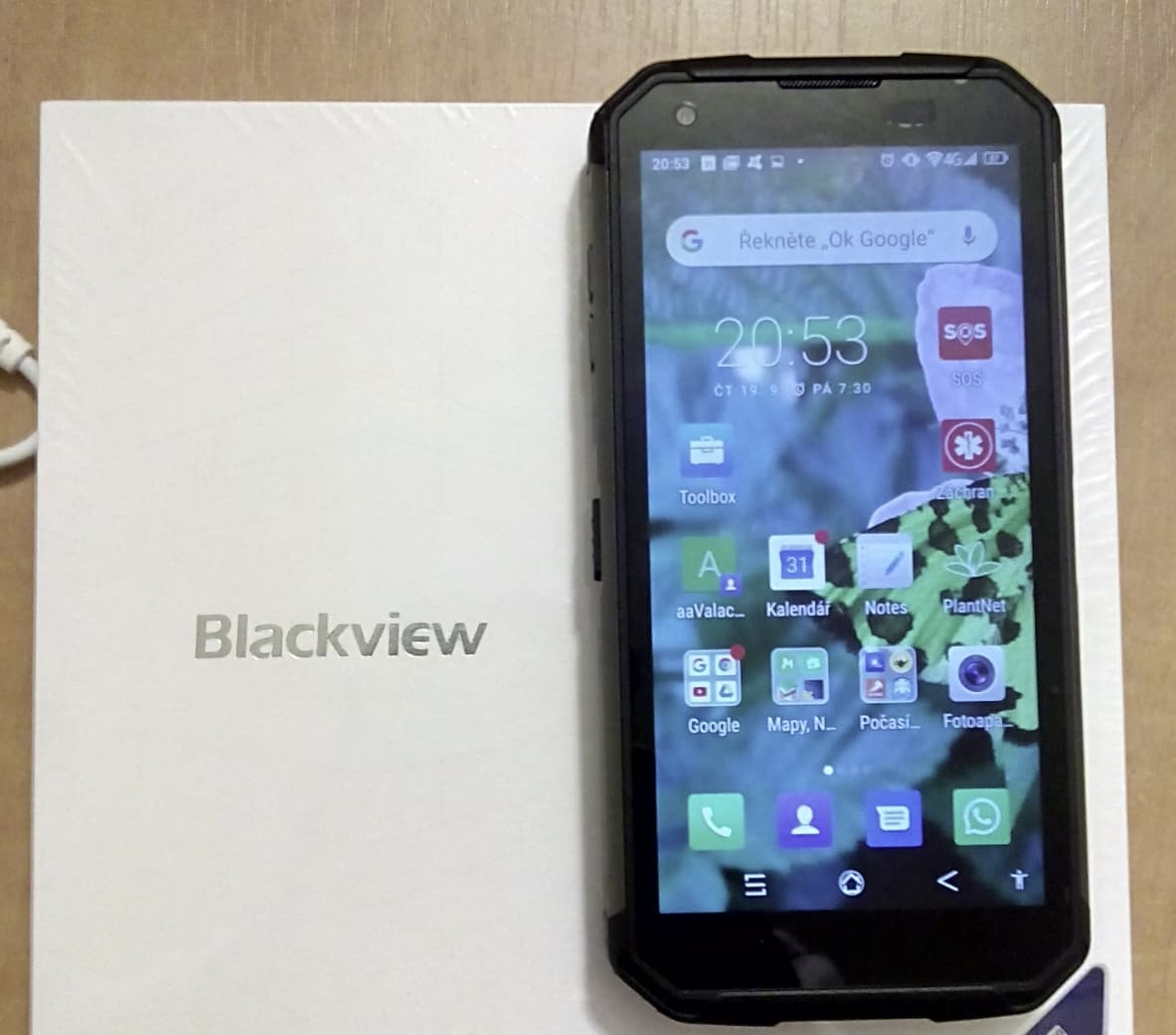 Смартфон Blackview BV9500 Plus (2)