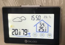 Метеостанция для дома