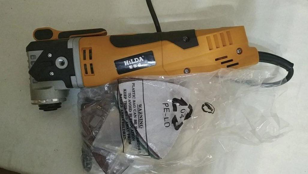 Осциллирующий инструмент Hilda