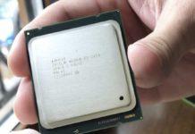 Серверный процессор intel Xeon E5 2690 ни 2011 сокете
