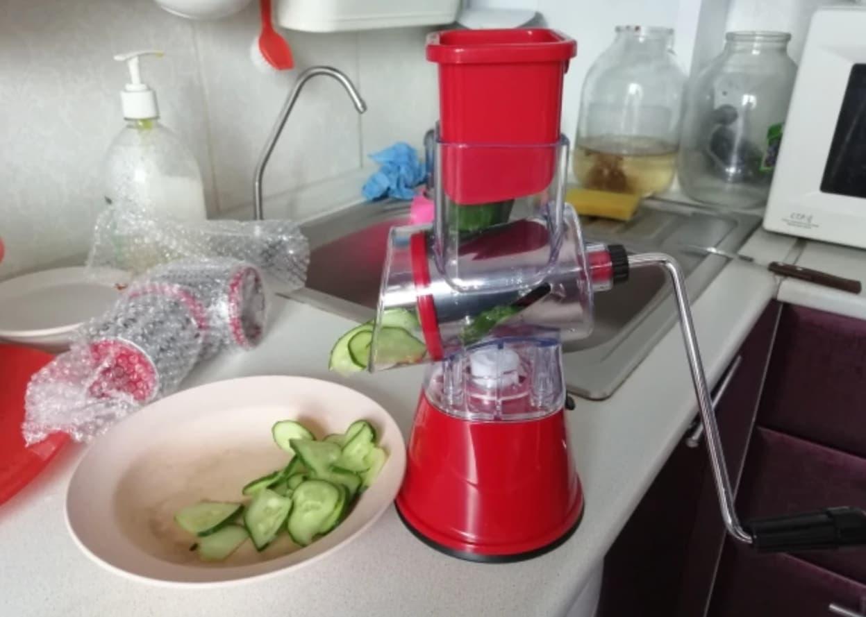 Ручная терка для овощей