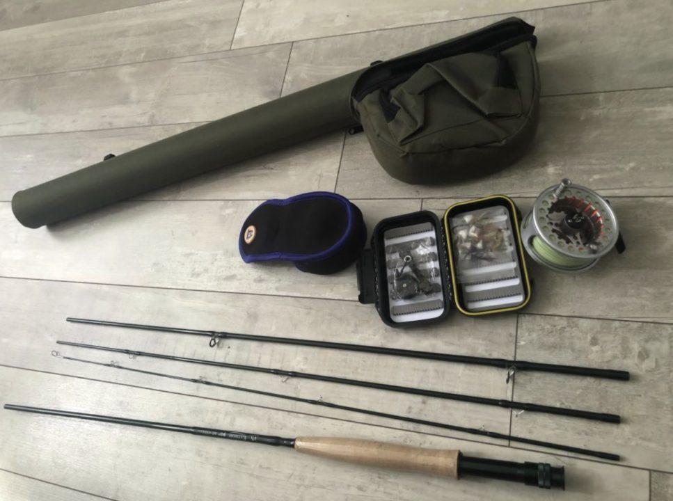 Готовый комплект для ловли