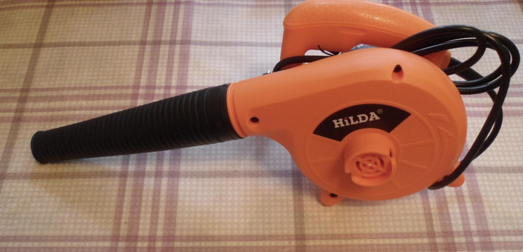 Инструмент для очистки пыли Hilda