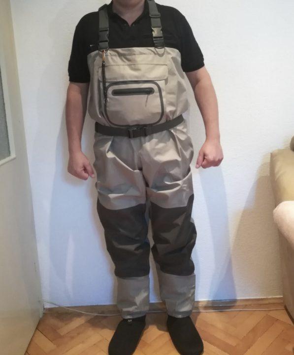Непромокаемый забродный костюм