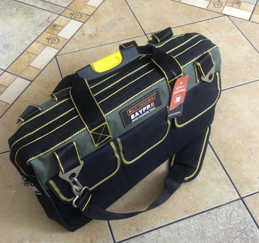Полезная сумка для инструментов