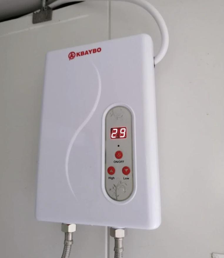 Проточный водонагреватель на 7 кВт