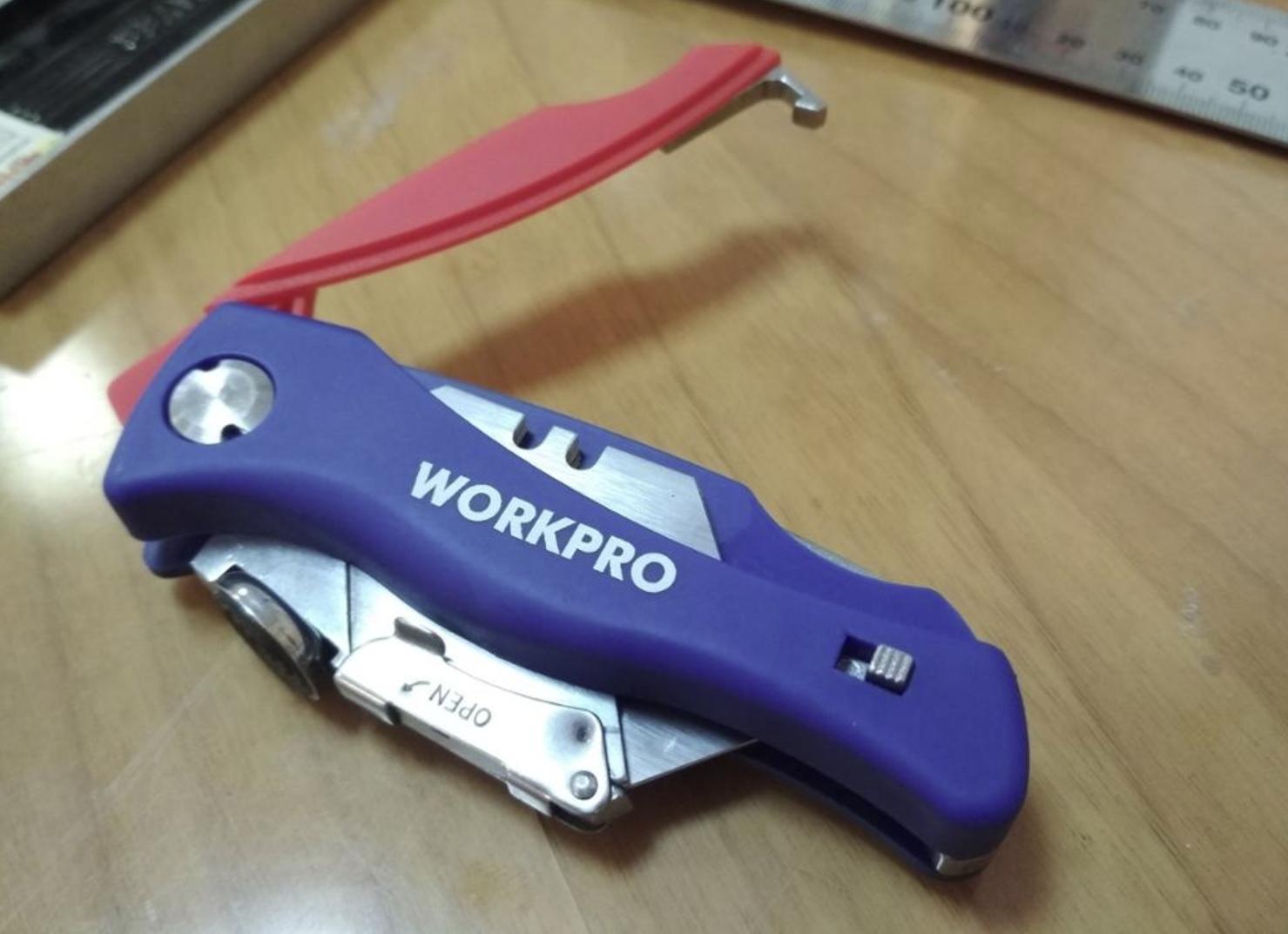 Универсальный нож Workpro