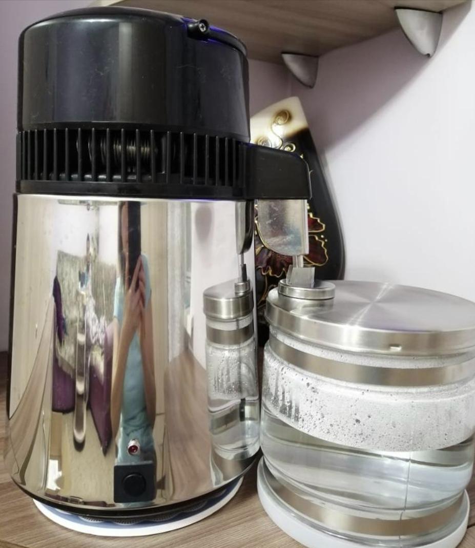 Бытовой дистиллятор воды