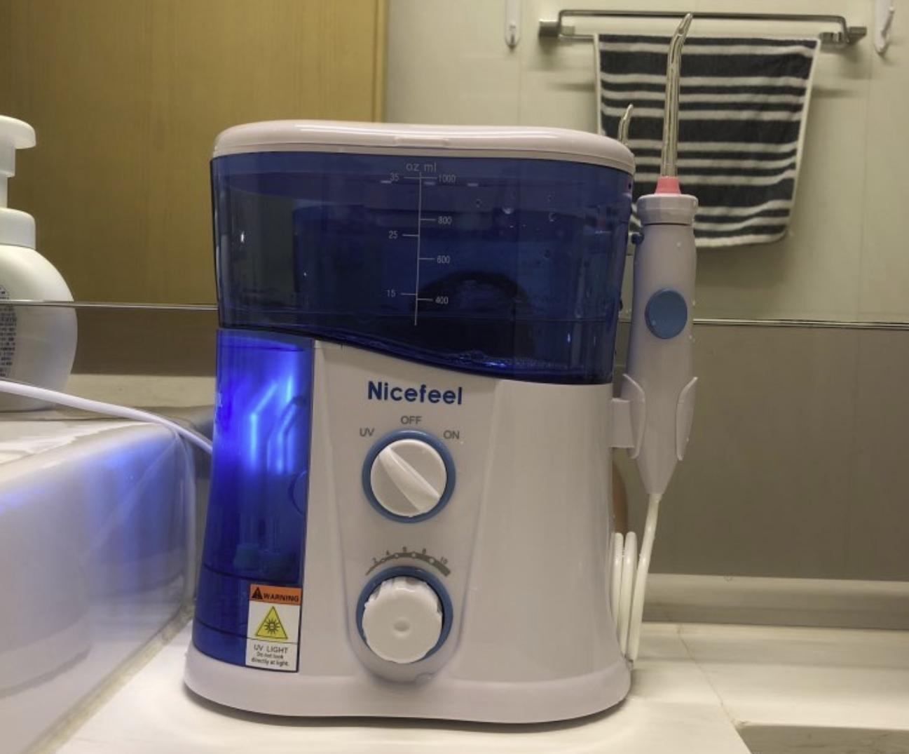 Ирригатор Nicefeel для здоровья зубов