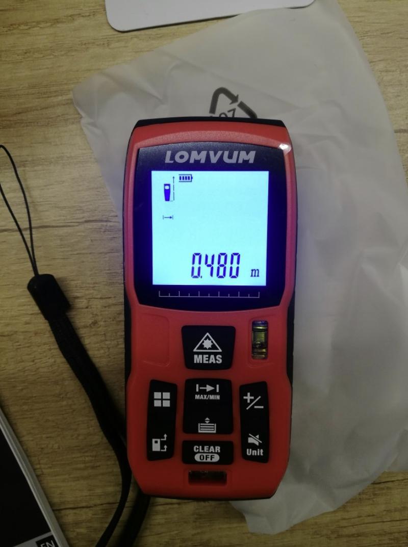 Лазерный дальномер Lomvum