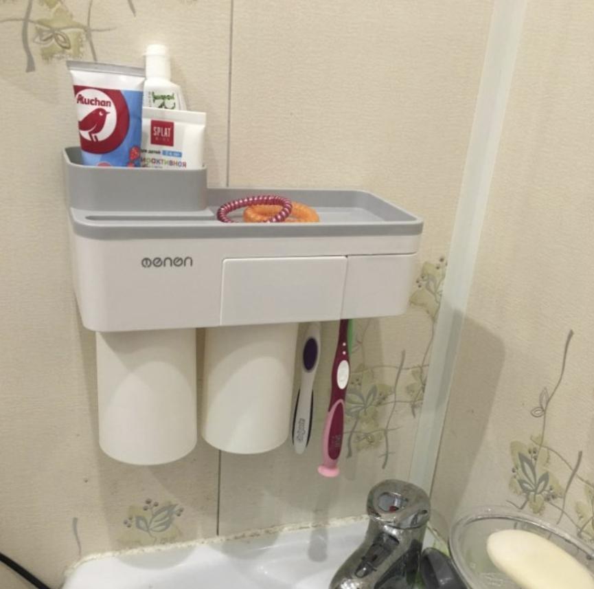 Магнитный держатель для зубных щеток BAISPO