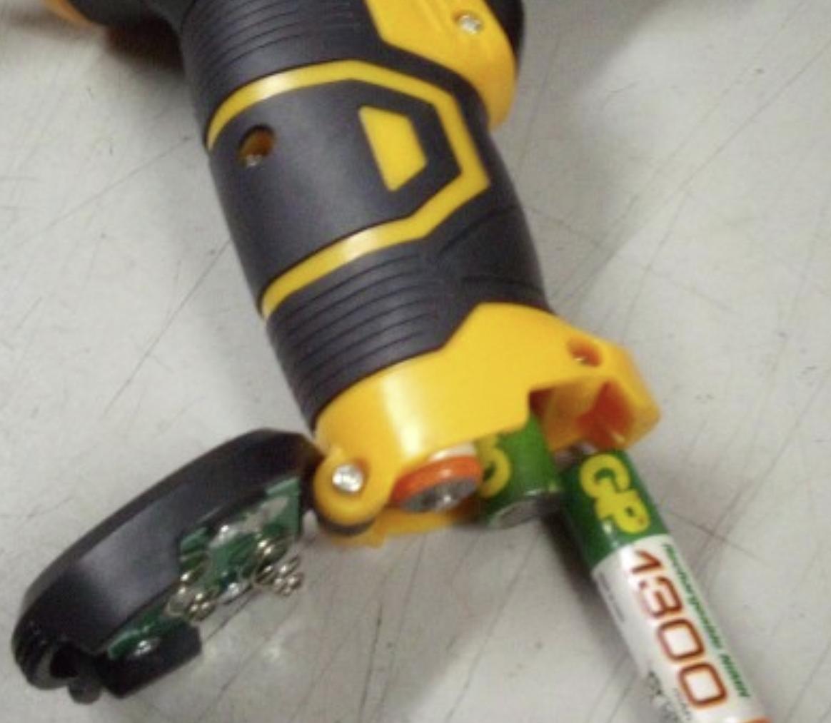 Пистолет Deko для клея и герметика
