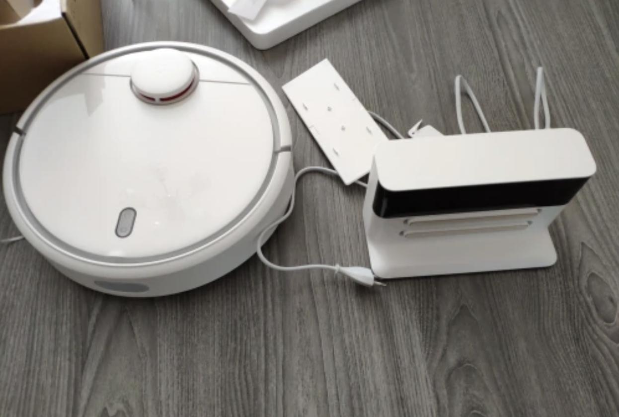 Робот-пылесос Xiaomi