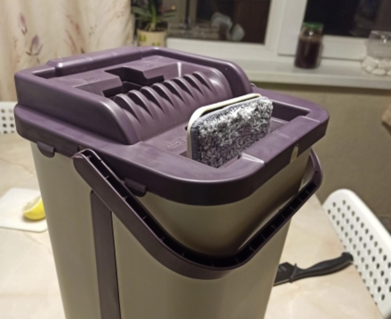Удобная швабра для мытья полов