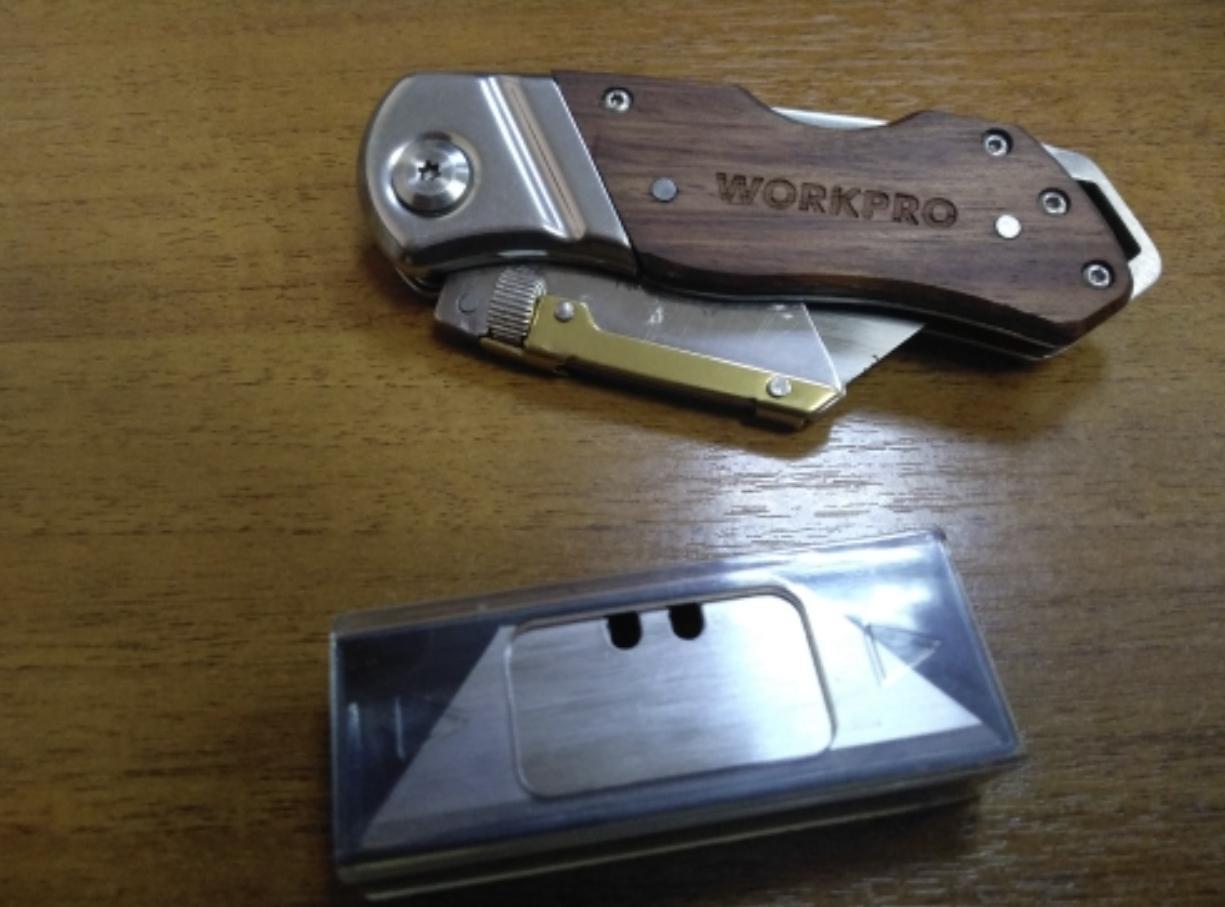 Универсальный нож для работы