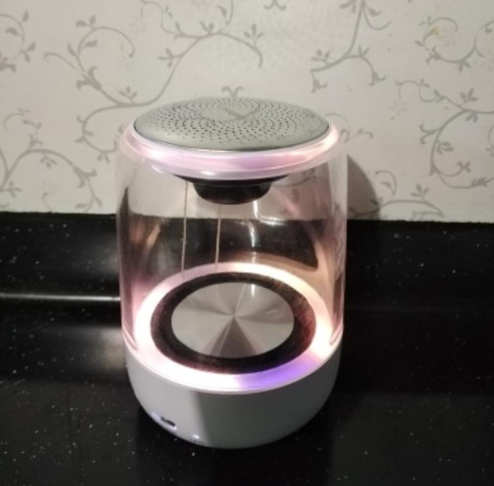 Bluetooth-колонка – светильник