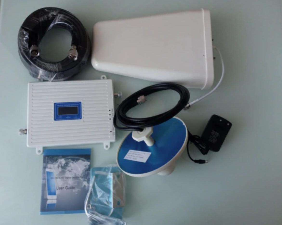 Комплект для усиления мобильного сигнала