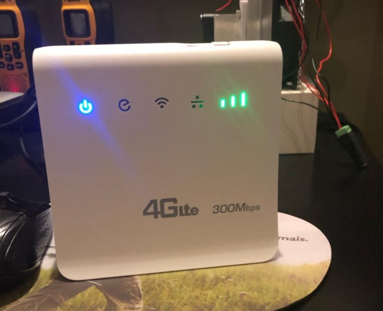 Недорогой 4G роутер
