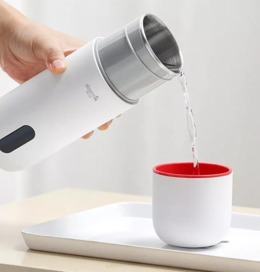 Портативный электрический чайник Xiaomi